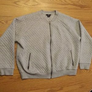 F&F 14 zipper sweatshirt